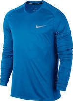 Nike Men's Dry Miler Long-Sleeve Running Top