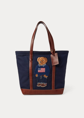 Ralph Lauren 50th Anniversary Tote Bag
