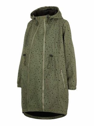 Mama Licious MAMALICIOUS Women's MLSHELLA DOTAOP 3IN1 Softshell Jacket