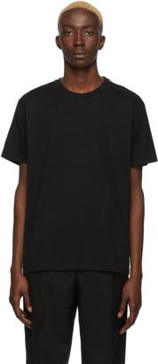 Givenchy Black Elastic Band T-Shirt