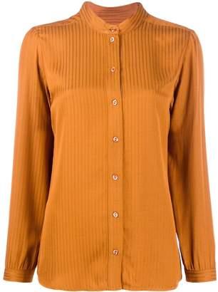 A.P.C. jacquard stripe shirt
