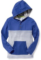Old Navy Henley Hoodie for Boys