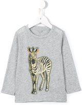 Stella McCartney 'Barley' zebra print T-shirt