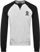 Franklin & Marshall Franklin Marshall Logo Sweatshirt Black
