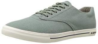 SeaVees Men's Hermosa Plimsoll Standard Sneaker