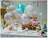 Styleboxe Unicorn & Rainbows Luxury Children's Birthday Party Decorations Set - Up To 16 Guests