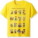 Minecraft Big Boys' Short Sleeve Tee Shirt