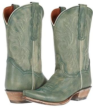 Dan Post Laney (Turquoise) Women's Boots