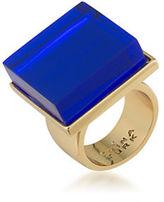Trina Turk 14K Goldplated Brass Ring