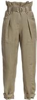 IRO Mohon Belted Linen-Blend Pants