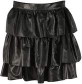 Stella McCartney Tiered Ruffle Mini Skirt