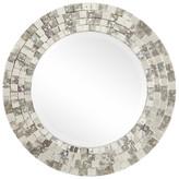 "Homelegance Inspire @ Glenmore Wall Mirror - 40""Wx1.75""D - Gray"