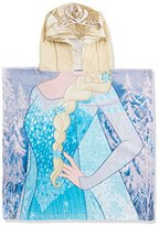 Girls Disney Frozen Poncho Towel