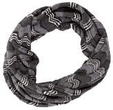 Missoni Wool Open Knit Infinity Scarf