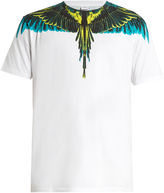 Marcelo Burlon County of Milan Valentin cotton-jersey T-shirt