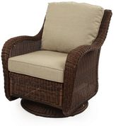SONOMA Goods for LifeTM Presidio Wicker Swivel Rocking Chair