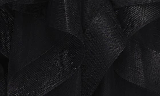 Thumbnail for your product : La Femme Off the Shoulder Evening Dress