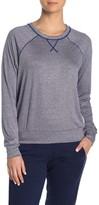 Maaji Shape Heathered Stretch Knit Pullover