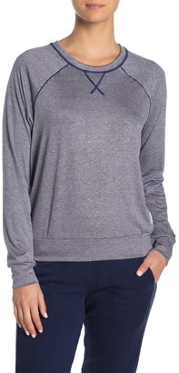 Maaji Shape Heathered Stretch Knit Pullover