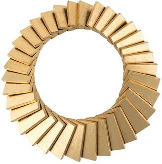 Monies Jewellery Layered Collar Necklace