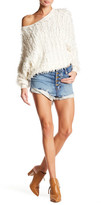 One Teaspoon Cobaine Knit Lovers Short