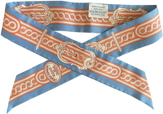 Hermes Twilly 86 Other Silk Scarves