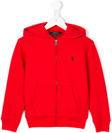 Ralph Lauren classic hoodie - kids - Cotton/Polyester - 2 yrs