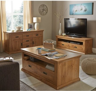 Clifton Large Wood Effect Sideboard