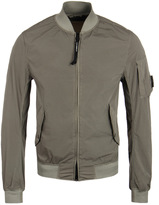 Cp Company Khaki Nycra Watchviewer Bomber Jacket