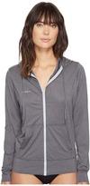 O'Neill 24-7 Hybrid Zip Hoodie Women's Sweatshirt