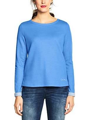Street One Women's 3455 Long Sleeve Top,(Size: 40)