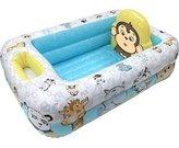 Disney Garanimals - Inflatable Safety Baby Bathtub