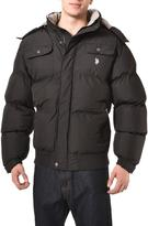 U.S. Polo Assn. Men's Short Snorkel Polyfill Jacket