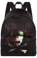 Givenchy Army Skull Backpack