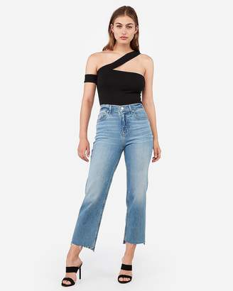 Express Cut-Out One Shoulder Tee
