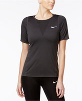 Nike Zonal Cooling Relay Short-Sleeve Running Top