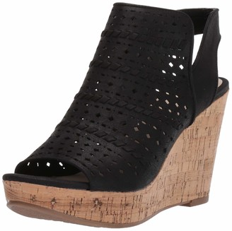 Fergie Fergalicious Women's Kortey Wedge Sandal