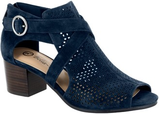 Bella Vita Block Heel Sandals - Delaney