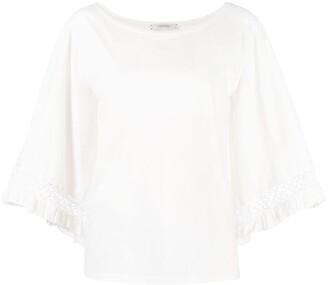 Dorothee Schumacher Casual Statement cotton T-shirt