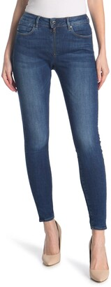 G Star Shape High Rise Super Skinny Jeans