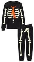 Gymboree Dad Skeleton Pajamas