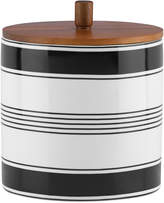 Kate Spade Concord Square Large Canister