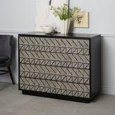 west elm Bone Inlaid 4-Drawer Dresser