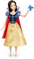 Disney Snow White Classic Doll with Bluebird Figure - 11 1/2''
