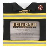 Bed Bath & Beyond Fire Fighter Uniform 4-Inch x 6-Inch Photo Frame