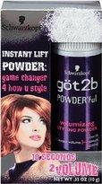 Got2b Got 2B Powder'Ful Volumizing Style Powder 0.35oz (3 Pack)