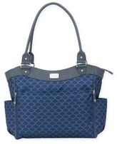 Carter's Drop Front Tote Diaper Bag in Navy