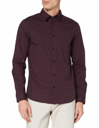Tom Tailor Men's Fitted Stretch