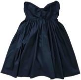 Gat Rimon Black Cotton Dress for Women