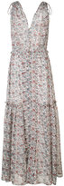 Ulla Johnson floral print maxi dress - women - Silk - 2
